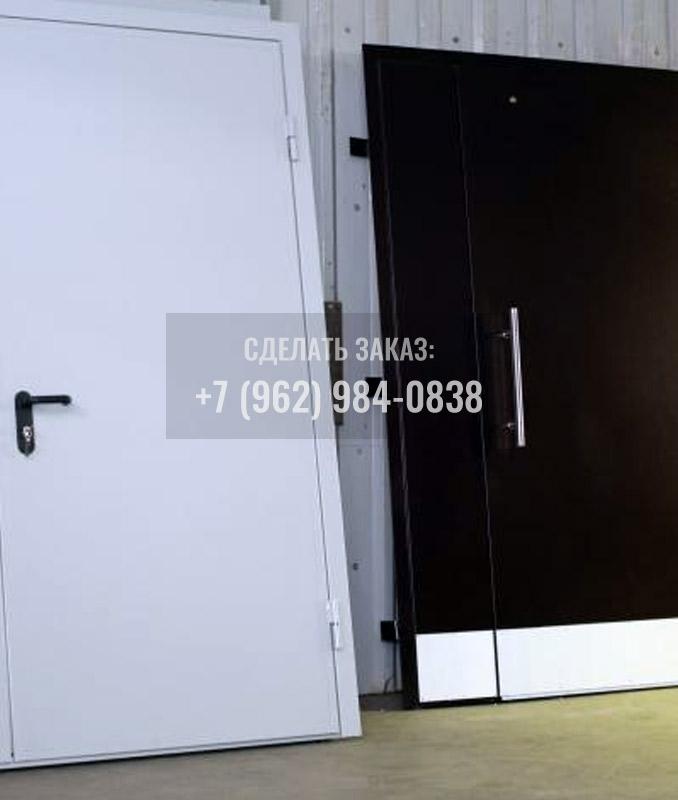 Двери на лестничную площадку от производителя