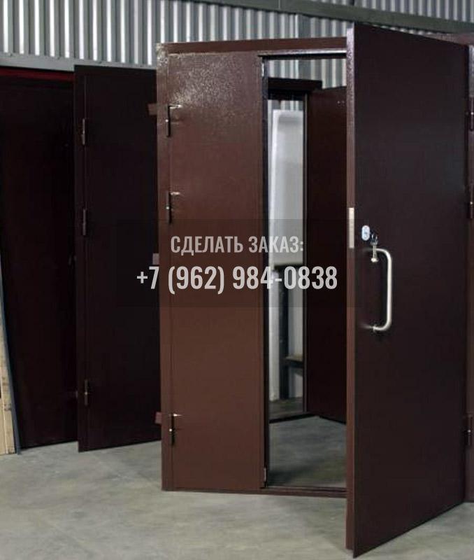 Металлические перегородки от лифта на заказ